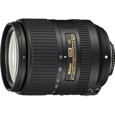 Obiettivo Nikon AF-S DX 18-300mm f/3.5-6.3G ED VR 18-300 Lens
