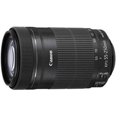 Obiettivo Canon 55-250mm STM PRONTA CONSEGNA