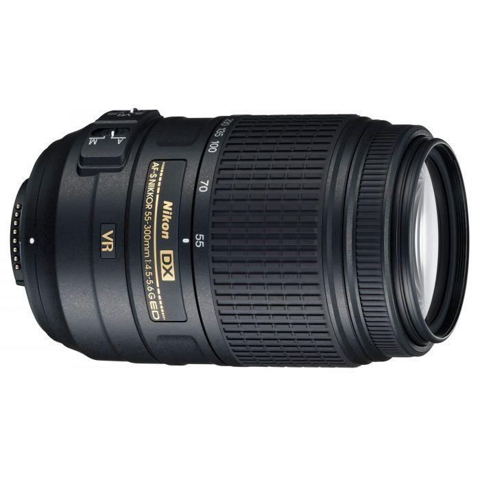 Obiettivo Nikon 55-300mm VR PRONTA CONSEGNA