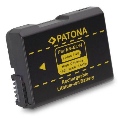 Patona Batteria 1134 EN-EL14 x Nikon