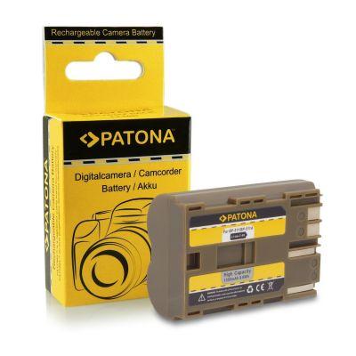 Patona Batteria 1005 BP-511 BP511 x Canon G6 5D 50D 40D 30D 20D 300D