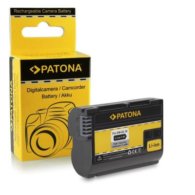 Patona Batteria EN-EL15 x Nikon